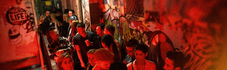 Berlin style House party